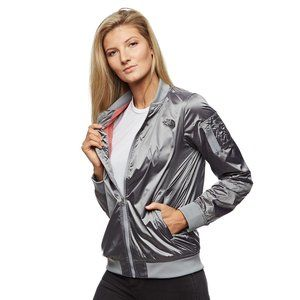 The North Face Meaford Silver Bomber Jacket